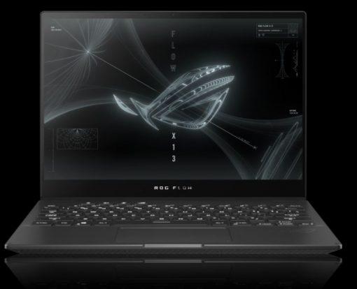 "GV301QE-K6051T-Asus ROG Flow X13 GV301QE 13.4"" WUXGA 120hz TOUCH AMD Ryzen 9 5900HS 16GB 512GB SSD WIN10 HOME NVIDIA GeForce RTX3050Ti 4GB Backlit 2YR Gaming (LS)"