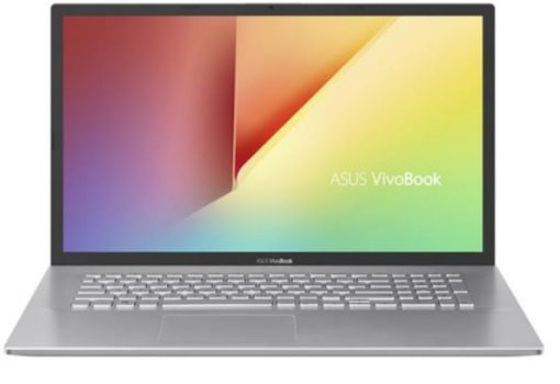 """S712EA-AU023T-Asus Vivobook 17 17.3"""" FHD IPS Intel i5-1135G7 8GB 512GB SSD + 1TB HDD WIN10 HOME Intel Xe Graphics WIFI6 1YR WTY W10H Notebook (LS)"""