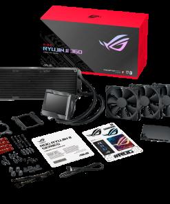 ROG RYUJIN II 360-ASUS ROG RYUJIN II 360 All-In-One Liquid CPU Cooler