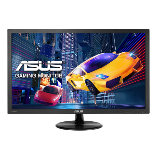 "VP228HE-ASUS VP228HE Gaming Monitor - 21.5"" FHD (1920x1080)"