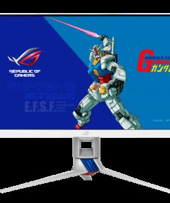 "XG279Q-G-ASUS XG279Q 27"" Gaming Monitor GUNDAM Special Edition IPS 1ms 170Hz 2560x1440 2xHDMI/DP Low Blue Light"