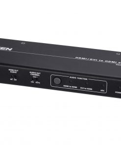VC881-AT-U-Aten 4K HDMI/DVI to HDMI Converter with Audio De-Embedder