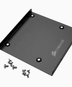"""CSSD-BRKT1-Corsair 2.5"""" to 3.5"""" HDD SSD Mounting Bracket Adapter Rack Dock Tray Hard Drive Bay for Desktop Computer PC Case"""