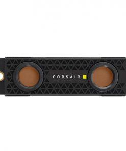 CSSD-F2000GBMP600HXE-Corsair Force MP600 Hydro X 2TB NVMe PCIex4 Gen4 SSD 7000/6550 MB/s 800/660K IOPS 1400TBW 1.7M hrs MTBF with Heatsink AES 256-bit Encryption 5yrs wty