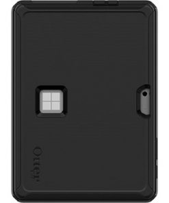 77-65225-OtterBox Defender Series Case For Microsoft Surface Go 2 - Black