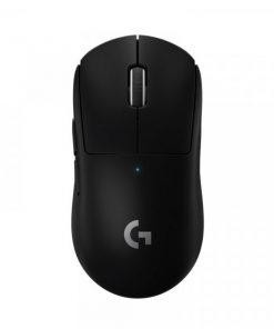 910-005882-Logitech G Pro X Superlight mouse Right-hand RF Wireless 25600 DPI--Black (LS)