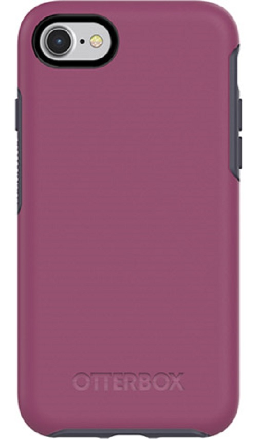 77-56671-OtterBox Apple iPhone SE (2nd gen) and iPhone 8/7 Symmetry Series Case - Mix Berry Jam