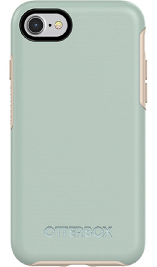 77-56672-OtterBox Apple iPhone SE (2nd gen) and iPhone 8/7 Symmetry Series Case - Muted Waters