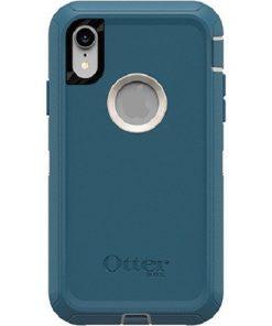 77-59764-OtterBox Apple Defender Series Case for iPhone XR - Big Sur Blue (77-59764)