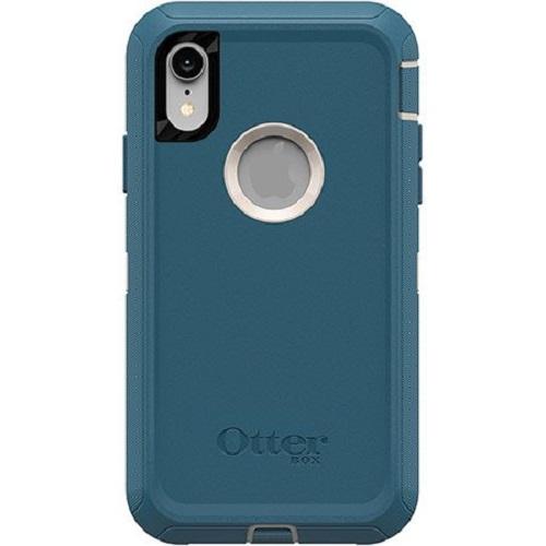 77-59764-OtterBox Defender Series Case for Apple iPhone XR - Big Sur Blue