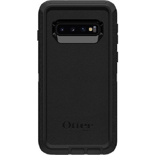 77-61282-OtterBox Defender Series Case For Samsung Galaxy S10 - Black