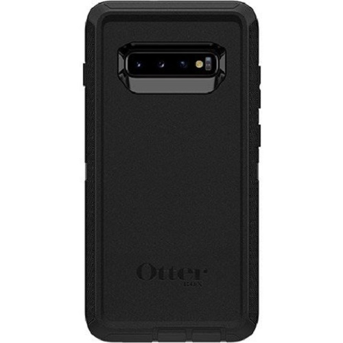 77-61411-OtterBox Defender Series Case For Samsung Galaxy S10+ - Black