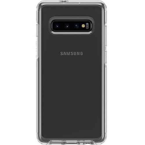 77-61462-OtterBox Symmetry Series Case For Samsung Galaxy S10+ - Clear