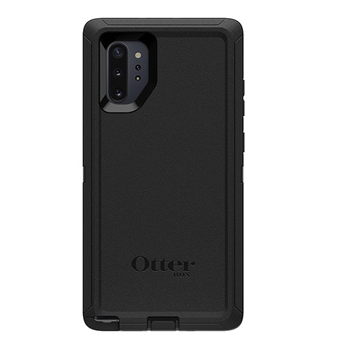 77-62312-Otterbox Defender Series Case For Samsung Galaxy Note10P+ Black