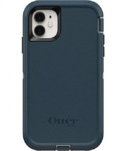 77-62459-OtterBox Apple iPhone 11 Defender Series Screenless Edition Case - Blue (77-62459)