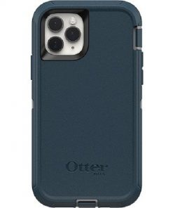 77-62521-OtterBox Apple iPhone 11 Pro Defender Series Screenless Edition Case - Gone Fishin Blue (77-62521)