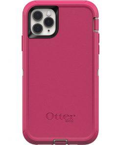 77-62522-OtterBox Apple iPhone 11 Pro Defender Series Screenless Edition Case - Lovebug Pink (77-62522)