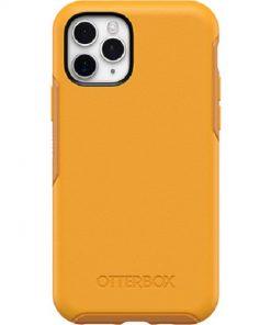 77-62531-OtterBox Apple iPhone 11 Pro Symmetry Series Case - Aspen Gleam Yellow (77-62531)