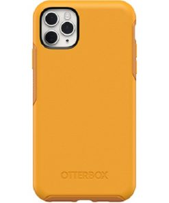 77-62593-OtterBox Symmetry Series Case for Apple iPhone 11 Pro Max - Aspen Gleam Yellow