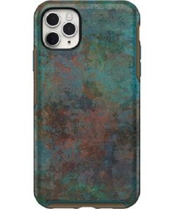 77-62596-OtterBox Symmetry Series Case for Apple iPhone 11 Pro Max - Feeling Rusty Graphic
