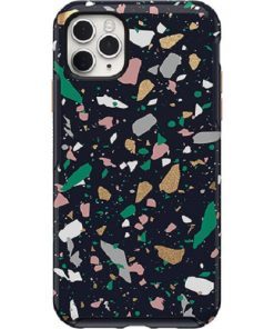 77-62597-OtterBox Symmetry Series Case for Apple iPhone 11 Pro Max - Taken 4 Granite Graphic