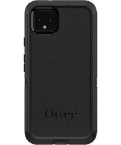 77-62687-OtterBox Pixel 4 XL Defender Series Case - Black