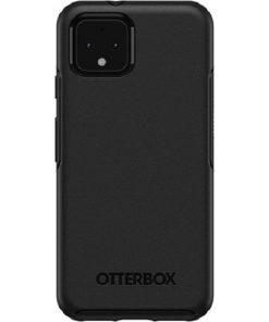 77-62718-OtterBox Pixel 4 Symmetry Series Case - Black