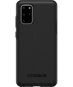 77-64163-OtterBox Symmetry Series Case For Samsung Galaxy S20+ / S20+ 5G - Black