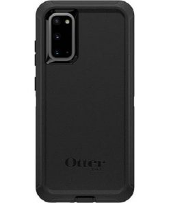 77-64187-OtterBox Defender Series Case For Samsung Galaxy S20 - Black