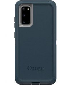77-64188-OtterBox Defender Series Case For Samsung Galaxy S20 - Gone Fishin Blue