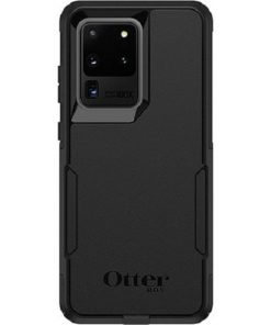 77-64215-OtterBox Commuter Series Case For Samsung Galaxy S20 Ultra 5G - Black
