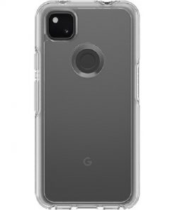 77-64327-OtterBox Pixel 4a Symmetry Series Clear Case - Clear (77-64327)