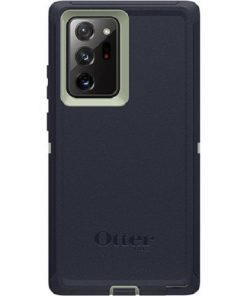 77-65237-Otterbox Defender Series Case for Samsung Galaxy Note20 Ultra 5G - Varsity Blues