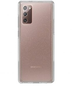 77-65264-Otterbox Symmetry Series Clear Case For Samsung Galaxy Note20 5G - Stardust Glitter