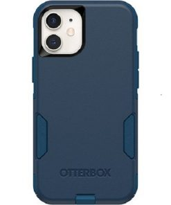 77-65357-Otterbox Apple iPhone 12 and iPhone 12 Pro Commuter Series Case - Bespoke Way Blue