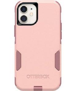 77-65358-Otterbox Apple iPhone 12 Mini Commuter Series Case - Ballet Way Pink