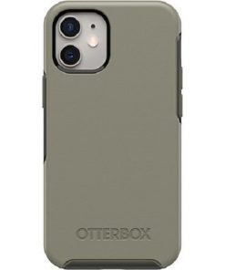 77-65366-Otterbox Symmetry Series Clear Case for Apple iPhone 12 Mini - Earl Grey