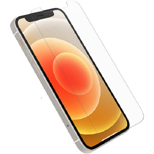 77-65370-OtterBox Apple iPhone 12 mini Alpha Glass Screen Protector -  Clear (77-65370) - anti-shatter