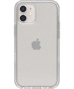 77-65374-Otterbox Symmetry Series Clear Case for Apple iPhone 12 Mini - Stardust Glitter