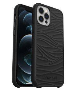 77-65446-LifeProof WAKE Case for Apple iPhone 12   iPhone 12 Pro - Black