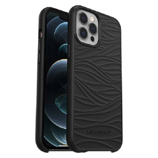 77-65494-LifeProof WAKE Case for Apple  iPhone 12 Pro Max - Black