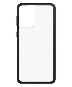 77-81564-OtterBox React Series Case for Samsung Galaxy S21 Ultra 5G  - Black Crystal
