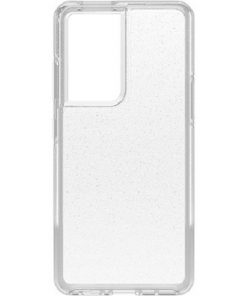 77-81768-Otterbox Symmetry Series Clear Case for Samsung Galaxy S21 Ultra - Stardust Glitter