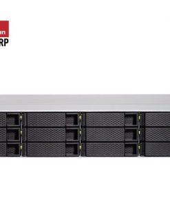 TS-h1277XU-RP-3700X-32G-Qnap 12-Bay NAS AMD Ryzen™ 7 3700X 8-core/16-thread 3.6 GHz 32G DDR4 Hot-swappable 2x10GbE 4xPCIe Slot 2xUSB3.2Gen2 2U 5 YR WTY