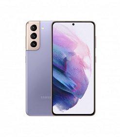 "SM-G991BZVEATS-Samsung Galaxy S21 5G 256GB Phantom Violet- 6.2"" Intelligent Infinity-O Display"