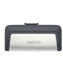 SDDDC2-016G-G46-SanDisk 16GB Ultra Dual Drive Go 2-in-1 USB-C  USB-A Flash Drive Memory Stick 150MB/s USB3.1 Type-C Swivel for Android Smartphones Tablets Macs PCs