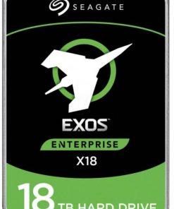 """ST18000NM000J-Seagate 18TB 3.5"""" SATA EXOS X18 Enterprise 512E/4KN INTERNAL 3.5 SATA DRIVE - ST18000NM000J"""