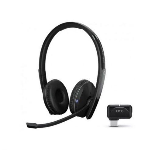 1000897-EPOS Adapt 261 Dual Bluetooth Headset