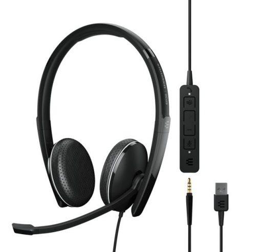1000902-EPOS   Sennheiser ADAPT 165T USB II On-ear