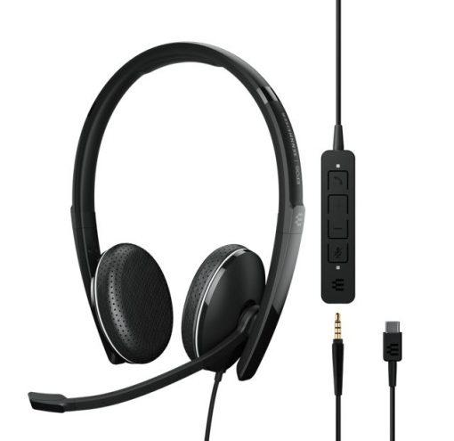1000920-EPOS | Sennheiser ADAPT 165 USB C II On-ear